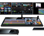 NewTek Introduces TriCaster TC1  The First Affordable End-to-End 4K IP Video Production System