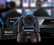 NewTek To Showcase The Worlds First End-to-End IP Video Production Solution At IBC2017