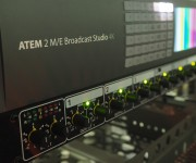 NTT Learning Systems Creates 4K Streaming System Using Blackmagic Design