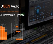 NUGEN Audio Announces Halo Downmix Update