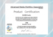 NUGEN Audios Loudness Management Batch (LMB) Processor Receives AS-11 DPP Certification From Advanced Media Workflow Association