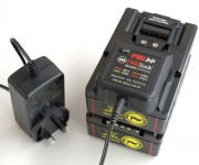 PAG Upgrades its V-Mount Micro Charger