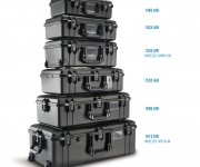 Peli Air Cases, Up To 40% Lighter
