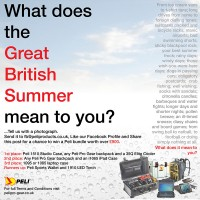 Pelis Great British Summer Facebook Competition