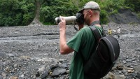 Petrol Bags Treks Through Columbia for National Geographic Television