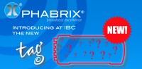 PHABRIX set to release the new PHABRIX TAG at IBC 2013