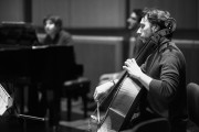 Pianist Ramin Bahrami Records Two New CDs With DPA Microphones