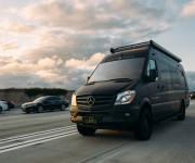 Picture Blocks Colorspace 4K HDR Vehicle Uses DaVinci Resolve and Blackmagic Design 12G Products