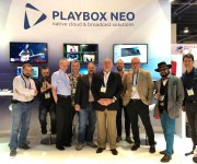PlayBox Neo Doubles its NAB Show Attendance