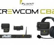 Pliant Technologies Expands its Range of Professional Intercom Offerings With New CrewCom CB2