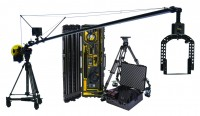 Polecam Systems launch Polecam Professional Pack PPP at NAB 2014, and showcase partnered Antelope PICO high speed minicam