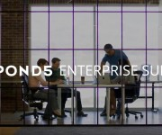 Pond5 Enterprise Suite Combines Exclusive Access, Efficiency, and Administrative Tools for Large Media Organizations and Production Companies