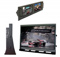 Preco to launch two new Cooltouch monitors at IBC2011