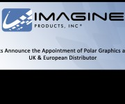 PRESS RELEASE: Imagine Products Announce the Appointment of Polar Graphics as Their Exclusive UK and amp; European Distributor