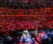 PROCAM PROJECTS KITS OUT THE WHOS TEENAGE CANCER TRUST SHOW AT ROYAL ALBERT HALL