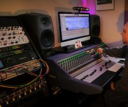 Producer Artist Thomas Statnick Invests in a Neve and reg; 8424 Console