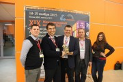 Qligent Wins Zworykin Award at NatExpo for Most Innovative or Modernized Equipment or Technology