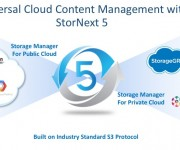 Quantums New StorNext 5.4 Release Provides Greater Efficiency and Flexibility in  Media Content Management