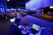 Raiffeisen Bank Deploys Riedel Media Network and Communications Gear for Massive Corporate Event