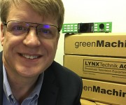 Ray Davis Joins LYNX Technik UK as Business Development Manager