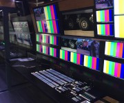 Reckord Outside Broadcast Chooses Apantac Multiviewers for New 4K OB Van