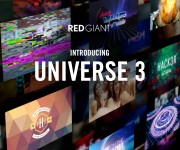 Red Giant Universe 3.0 is Here