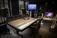 Remote Recorders Steps Up Control Room With SSL C200 HD Digital Production Console