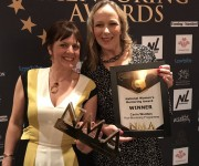 RISE women in broadcast mentoring scheme wins Women and rsquo;s Mentoring Award at National Mentoring Awards 2019
