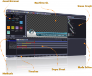 RT Software introduces integrated 2D graphics and playout solution