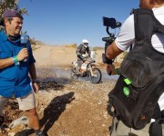 RTVE uses TVU Nano Router to capture the live action of the Morocco Rally