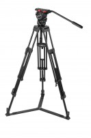 Sachtler launches new robust 75mm aluminium tripod