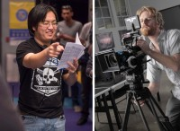 Sachtlers Video 20 S1 and Speed Lock CF Tripod speeds the way for Freddie Wongs Video Game High School Web Series