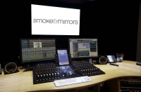 Scrub supplies Avid S6 consoles for Smoke and amp; Mirrors new Audio Department