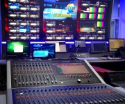 Shanxi Television in China purchases second Calrec Brio console for its new studio