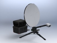 SIS LIVE launches innovative ManPak100 VSAT at CABSAT 2014