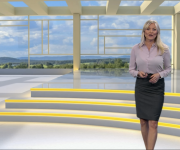Sixty Delivers Engaging New Weather Studio to Norways TV 2
