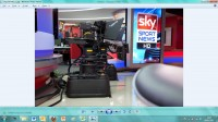 Sky Deutschland Equips Stylish New Sports Studio with Vitec Videocom Brands