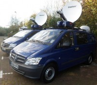 SIS LIVE COMPLETES DELIVERY OF NEW SNG FLEET TO SKY NEWS