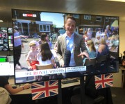 Sky News Uses LiveU for Royal Wedding UHD 4K Broadcast