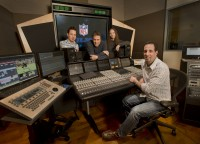 Solid State Logic C100 Digital Broadcast Console Scores with NFL Films