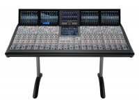 Solid State Logic Showcases C100 HD Plus and C10 HD Plus Digital Broadcast Consoles at IBC 2014