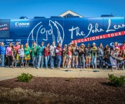Sonnet Donates State-of-the-Art Expansion Systems to John Lennon Educational Tour Bus