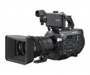 Sony Expands FS Series with New FS7 II Camcorder
