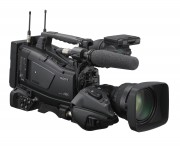 Sony Unveils PXW-Z750 Flagship XDCAM Shoulder Camcorder, with 4K 2 3-type 3-chip CMOS Sensor System with Global Shutter