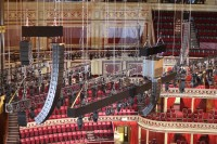 Sound By Design and amp; Cables By VDC for new PA at the RAH