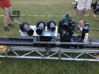 Sound Devices PIX 240 Keeps Pace with Sprinting Cheetahs for National Geographic Magazine