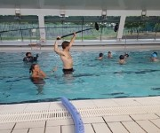 Sound Recordist Chris Durfy Takes DPA Microphones Swimming With Men