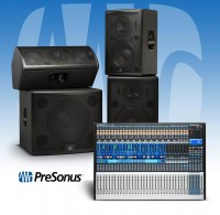 Source Distribution Debuts New PreSonus Live Sound Products at PLASA