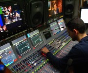 Spain-based Tilt outfits its mobile production unit with a Calrec Artemis console