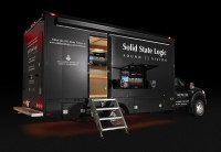 SSL Broadcast Equipment Demonstration Vehicle and New Products Featured at CCW 2013